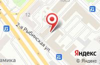 Схема проезда до компании Промстрой в Москве