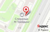 Схема проезда до компании Складские Услуги в Москве