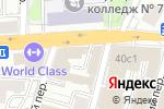 Схема проезда до компании Слетать.ру в Москве