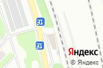 Схема проезда до компании Ильинка в Москве
