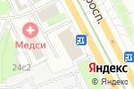 Схема проезда до компании СамПрачка в Москве