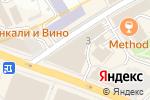Схема проезда до компании Иль Де Ботэ в Москве