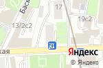 Схема проезда до компании Почтовое отделение №107078 в Москве