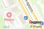 Схема проезда до компании Пивной дом в Москве