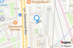 Снять однокомнатную квартиру в Москве м. Курская, улица Земляной Вал, 23с1, подъезд 2