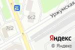 Схема проезда до компании Putzmeister (Путцмайстер) в Москве