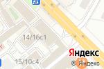 Схема проезда до компании Коммерческий индо банк в Москве