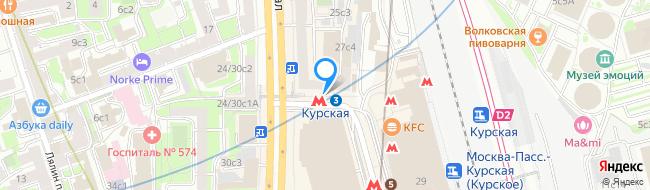 метро Курская