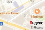 Схема проезда до компании Иданко в Москве