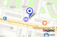 Схема проезда до компании ЗЕРКАЛЬНАЯ МАСТЕРСКАЯ в Москве