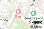 Схема проезда до компании АКБ Кранбанк в Москве