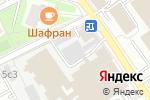 Схема проезда до компании HELEN в Москве