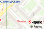 Схема проезда до компании Фотоцентр на Автозаводском 2-м проезде в Москве