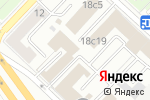 Схема проезда до компании Скинл в Москве