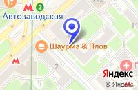 Схема проезда до компании АПТЕКА ФЕНИКС в Москве