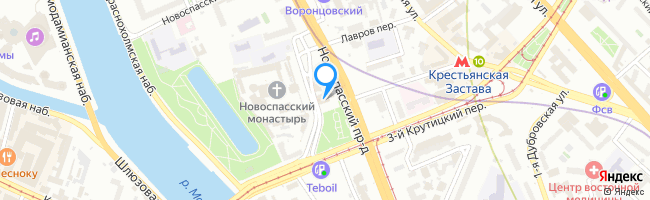 Крестьянская площадь