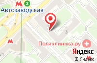 Схема проезда до компании Мск Капитал в Москве