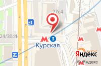 Схема проезда до компании Амк в Москве