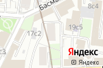 Схема проезда до компании Balista.ru в Москве