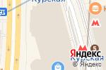 Схема проезда до компании Шардам в Москве