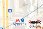 Схема проезда до компании Мы починим! в Москве