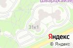 Схема проезда до компании Newfit в Москве