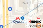 Схема проезда до компании Юридический центр автозащиты и экспертизы в Москве