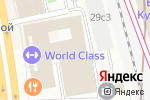 Схема проезда до компании АЕС Консалтинг в Москве