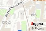Схема проезда до компании StrikeGuns в Москве