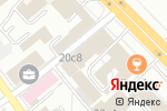 Схема проезда до компании Клуб проектного процесса в Москве