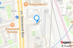 Сдается комната в Москве улица Земляной Вал, 23с1