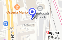 Схема проезда до компании ЦЕНТР ВСТРАИВАЕМОЙ ТЕХНИКИ ВСТРОЙ-КА в Москве