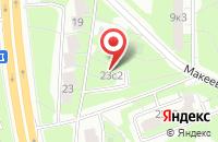 Схема проезда до компании Эврика в Москве
