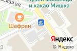 Схема проезда до компании TMG Russia в Москве