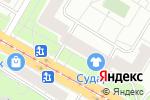 Схема проезда до компании Бонанза-Сервис в Москве