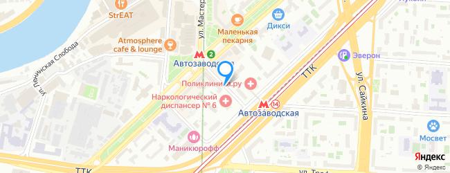 проезд Автозаводский 2-й