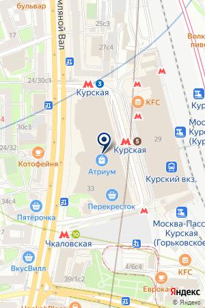 МАГАЗИН ПОДАРКОВ АВАНТАЖ на карте Москвы
