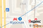 Схема проезда до компании Национальный научно-производственный центр технологии омоложения в Москве