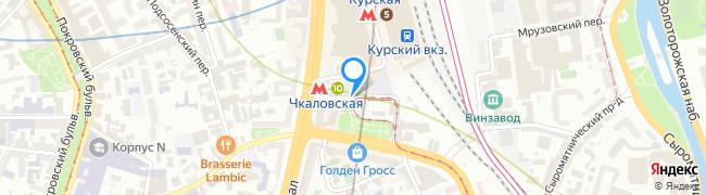 переулок Сыромятнический 1-й