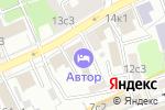 Схема проезда до компании Babyliss-Online в Москве