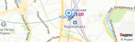 Kabuki на карте Москвы