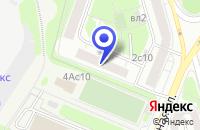 Схема проезда до компании ФИРМА ПО РЕГИСТРАЦИИ ПРАВ СОБСТВЕННОСТИ НА ЖИЛЬЕ МОСКОМРЕГИСТРАЦИЯ в Москве