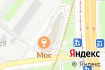 Схема проезда до компании Трейдерс в Москве