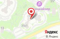 Схема проезда до компании Лаборатория полезных услуг в Москве