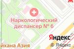 Схема проезда до компании РМАПО в Москве