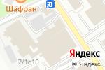 Схема проезда до компании Helen Group в Москве