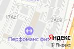 Схема проезда до компании Eurocol Expert в Москве