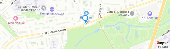 проезд Шокальского