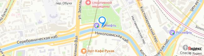 Полуярославская набережная