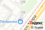 Схема проезда до компании СВВ Юником в Москве